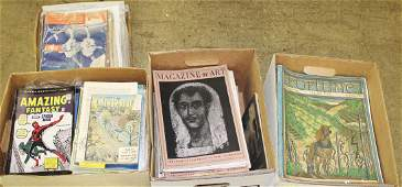 1930s Fortune Magazines and other periodicals