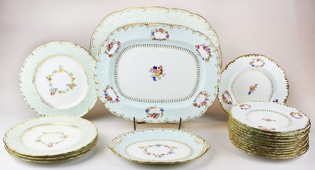 20 pcs. Minton bone china porcelain dinnerware