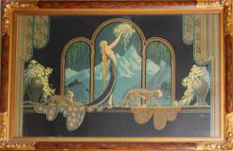 Two Art Deco Prints