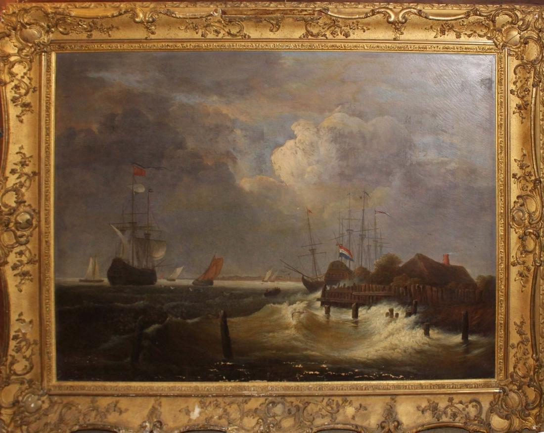 After Jacob Isaackszon Van Ruisdael (1628-82)
