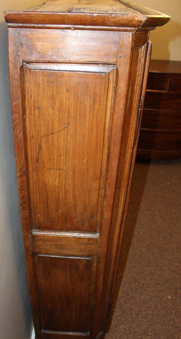French carved pie cupboard - 4