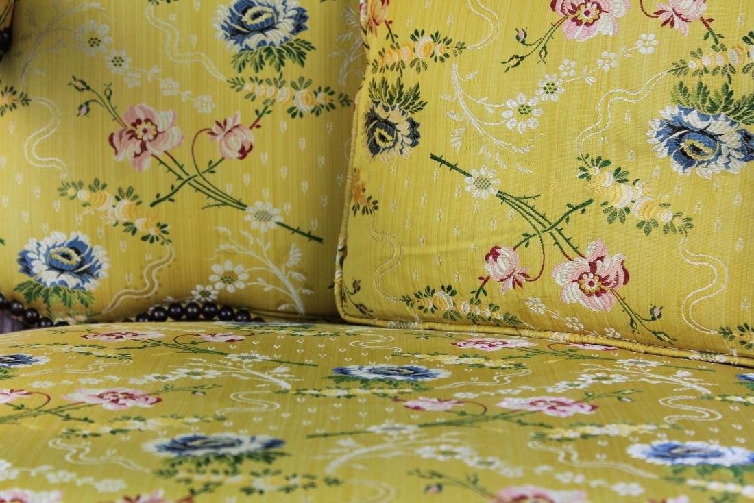 18th c Louis XV walnut arm chair - 3