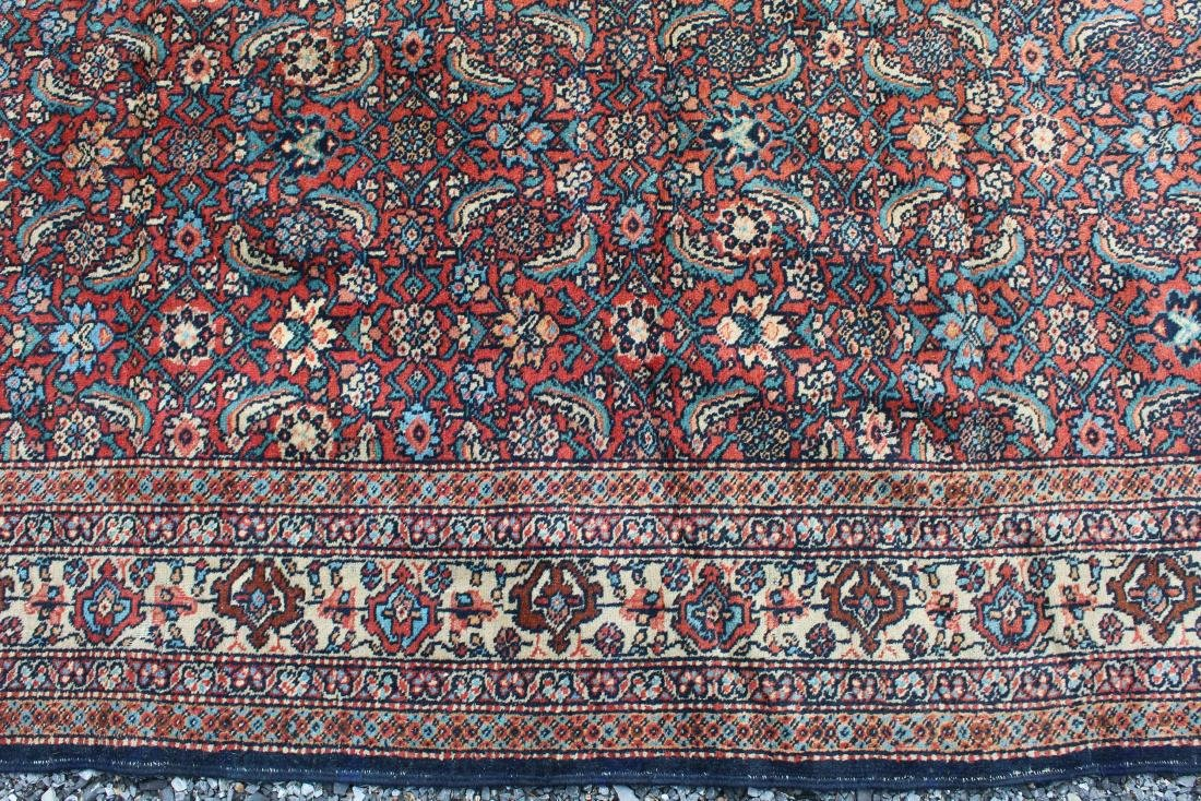 early 20th c Persian allover floral main carpet - 4