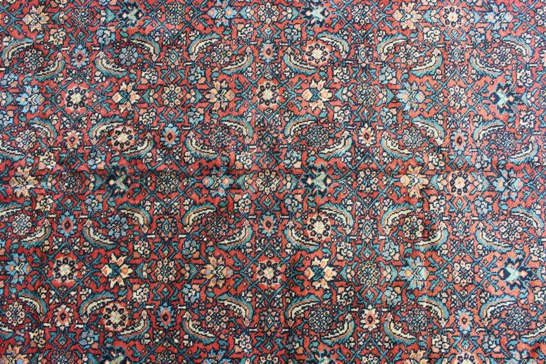 early 20th c Persian allover floral main carpet - 5