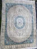 mid 20th c Indo-Persian Tabriz main carpet