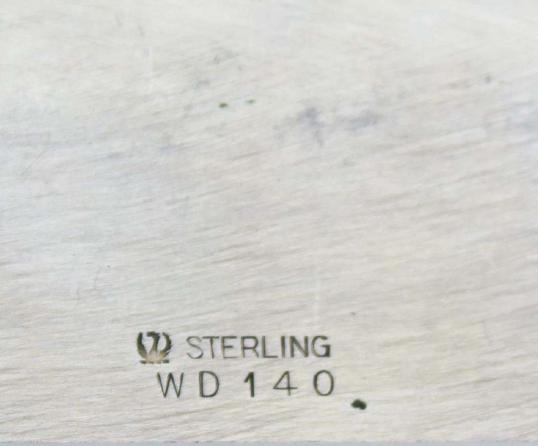 International Sterling rectangular serving dish - 5