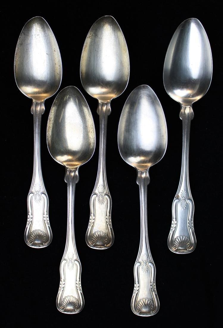 Ball, Tompkins, & Black 19th c. NYC silver spoons