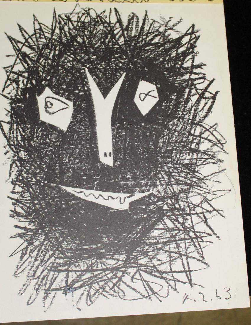 Pablo Picasso (SP 1881-1973) Six lithographs - 2