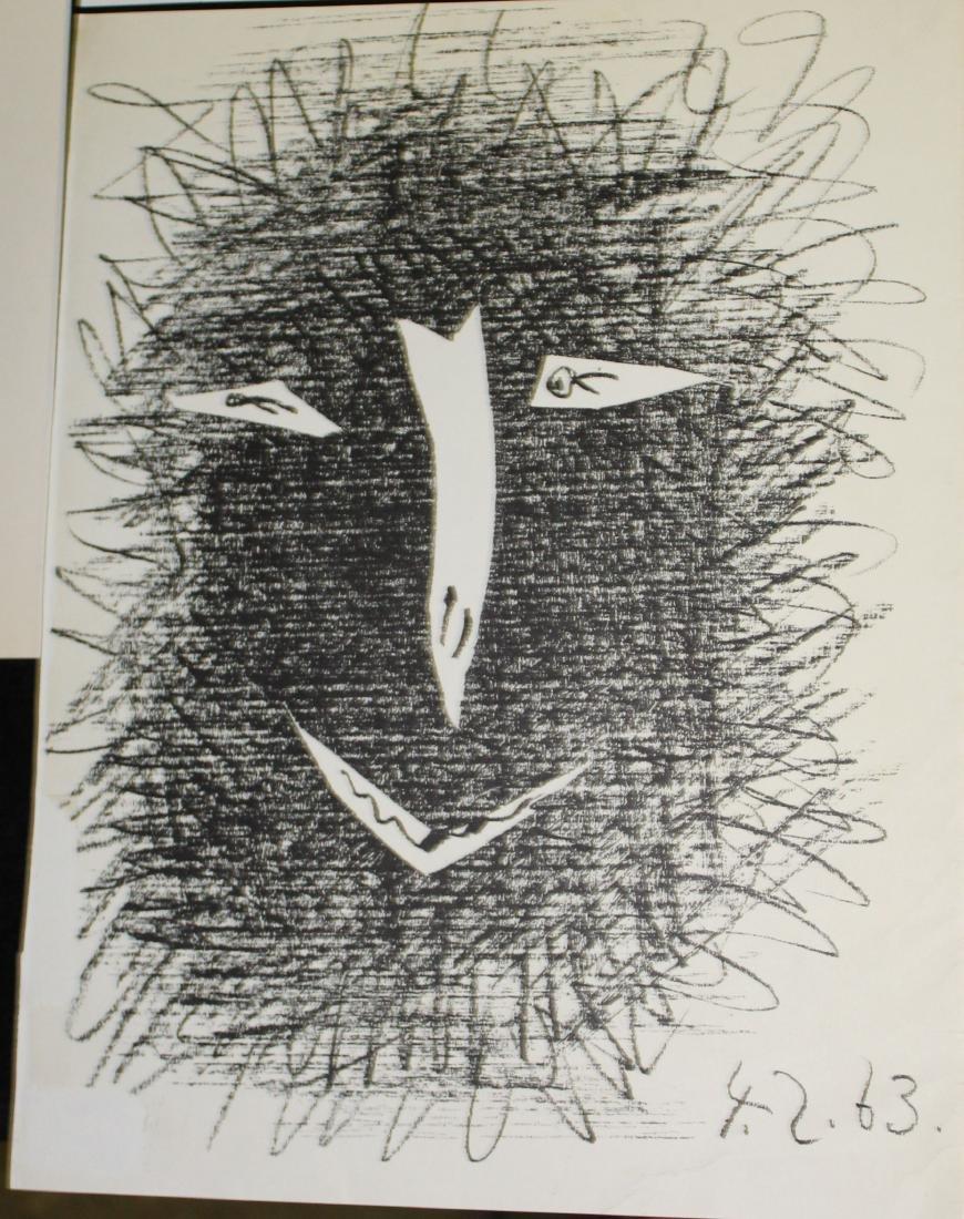 Pablo Picasso (SP 1881-1973) Six lithographs - 4