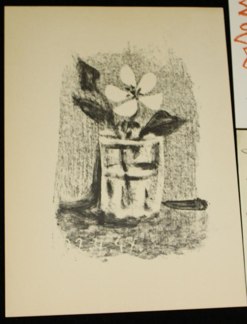 Pablo Picasso (SP 1881-1973) Six lithographs - 5