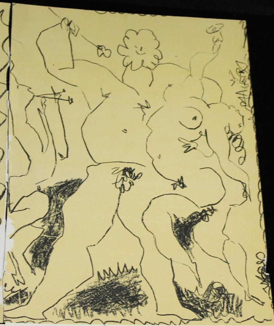Pablo Picasso (SP 1881-1973) Six lithographs - 8