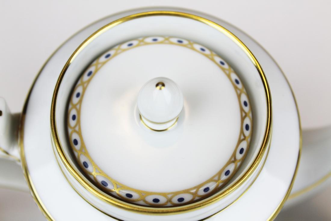 Richard Ginori Pittoria porcelain coffee service - 5