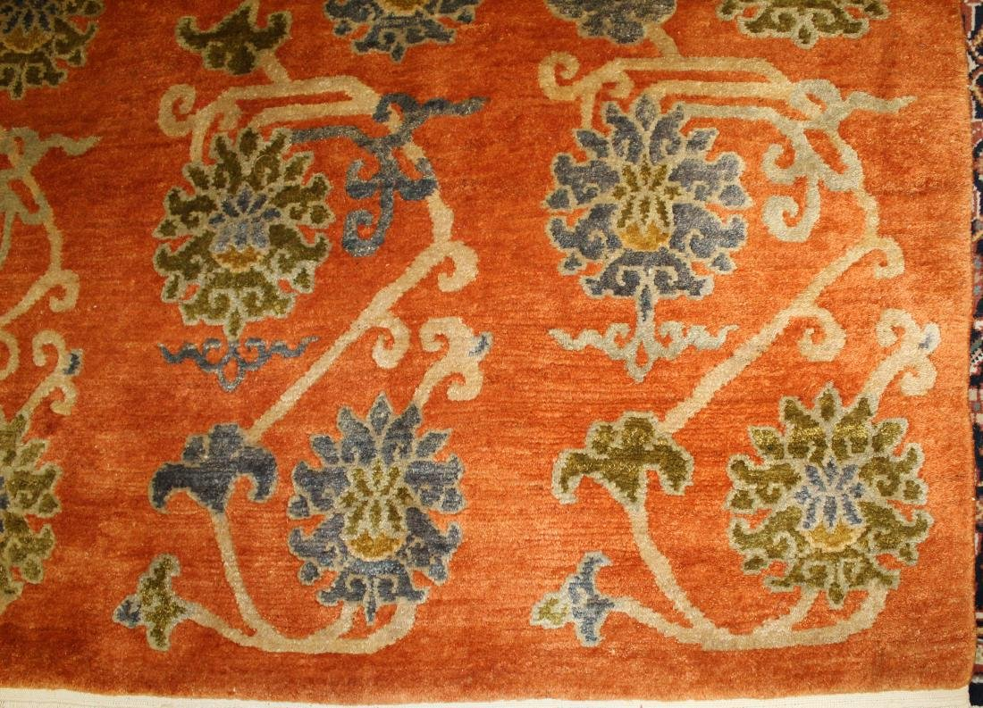 mid 20th c Nepalese area rug - 2