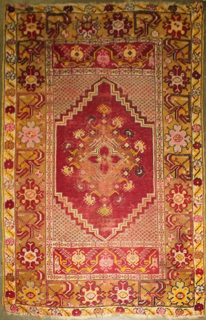 early 20th c SE Caucasus area rug