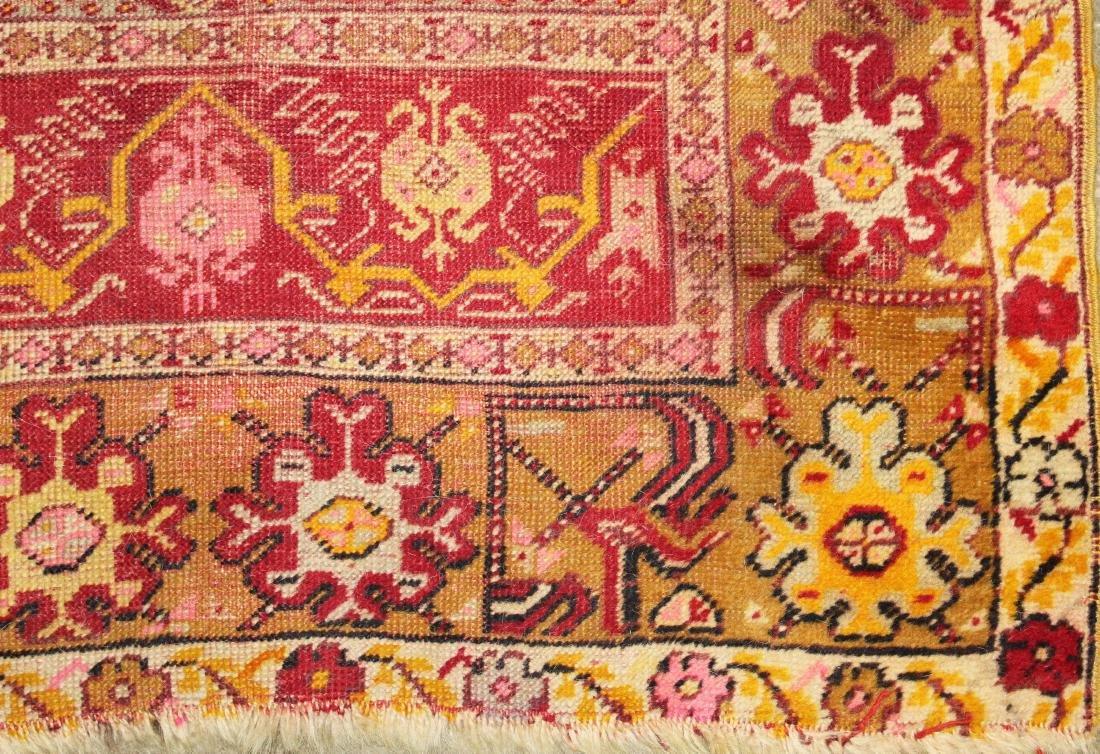 early 20th c SE Caucasus area rug - 2