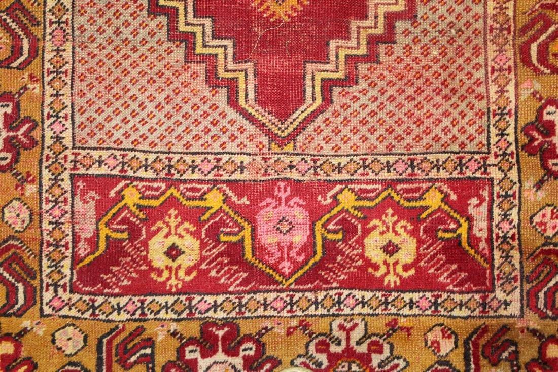 early 20th c SE Caucasus area rug - 3