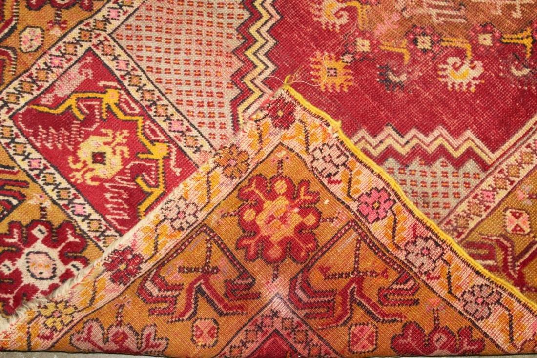 early 20th c SE Caucasus area rug - 4