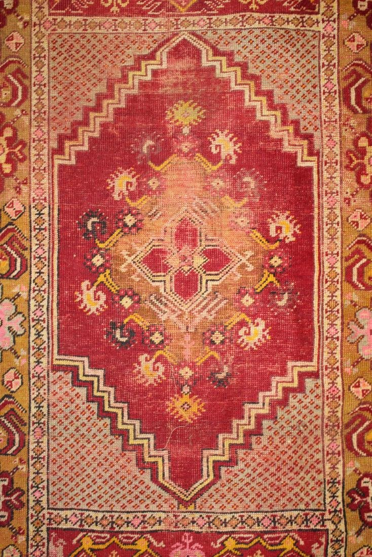 early 20th c SE Caucasus area rug - 5