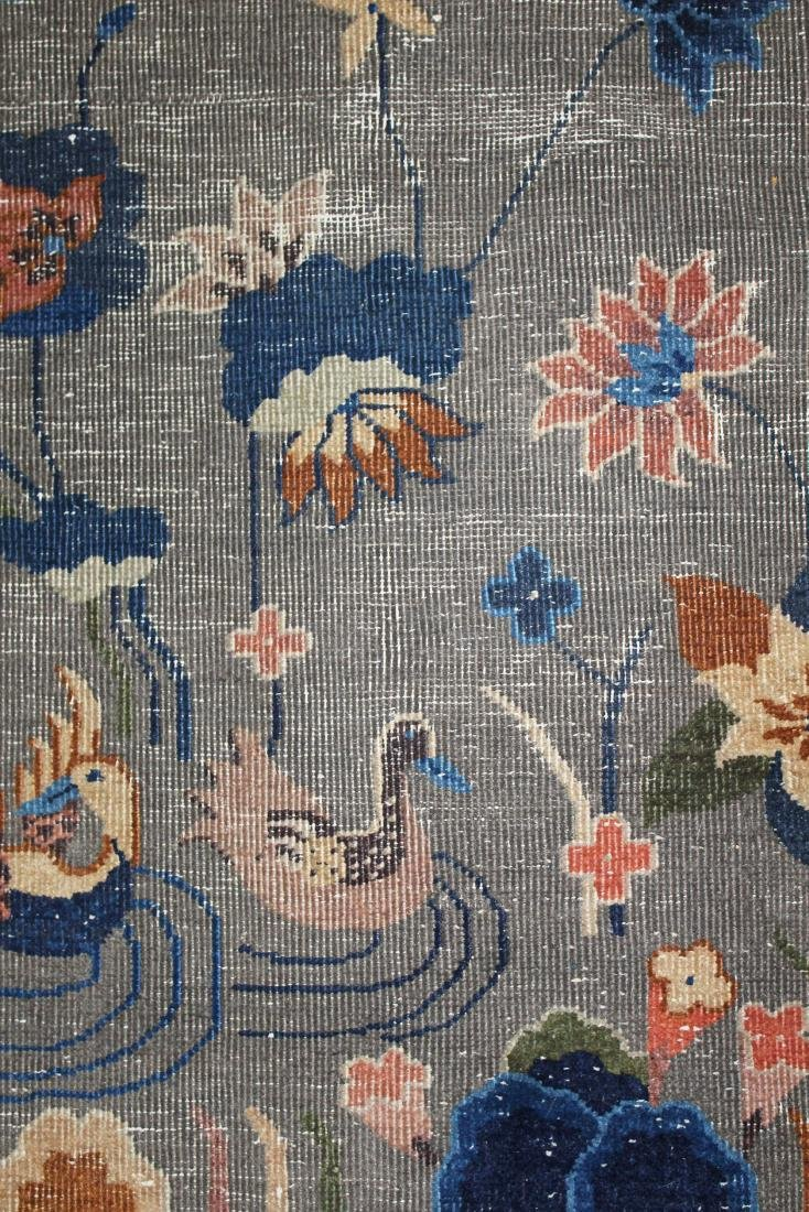 early 20th c Chinese area rug - 3