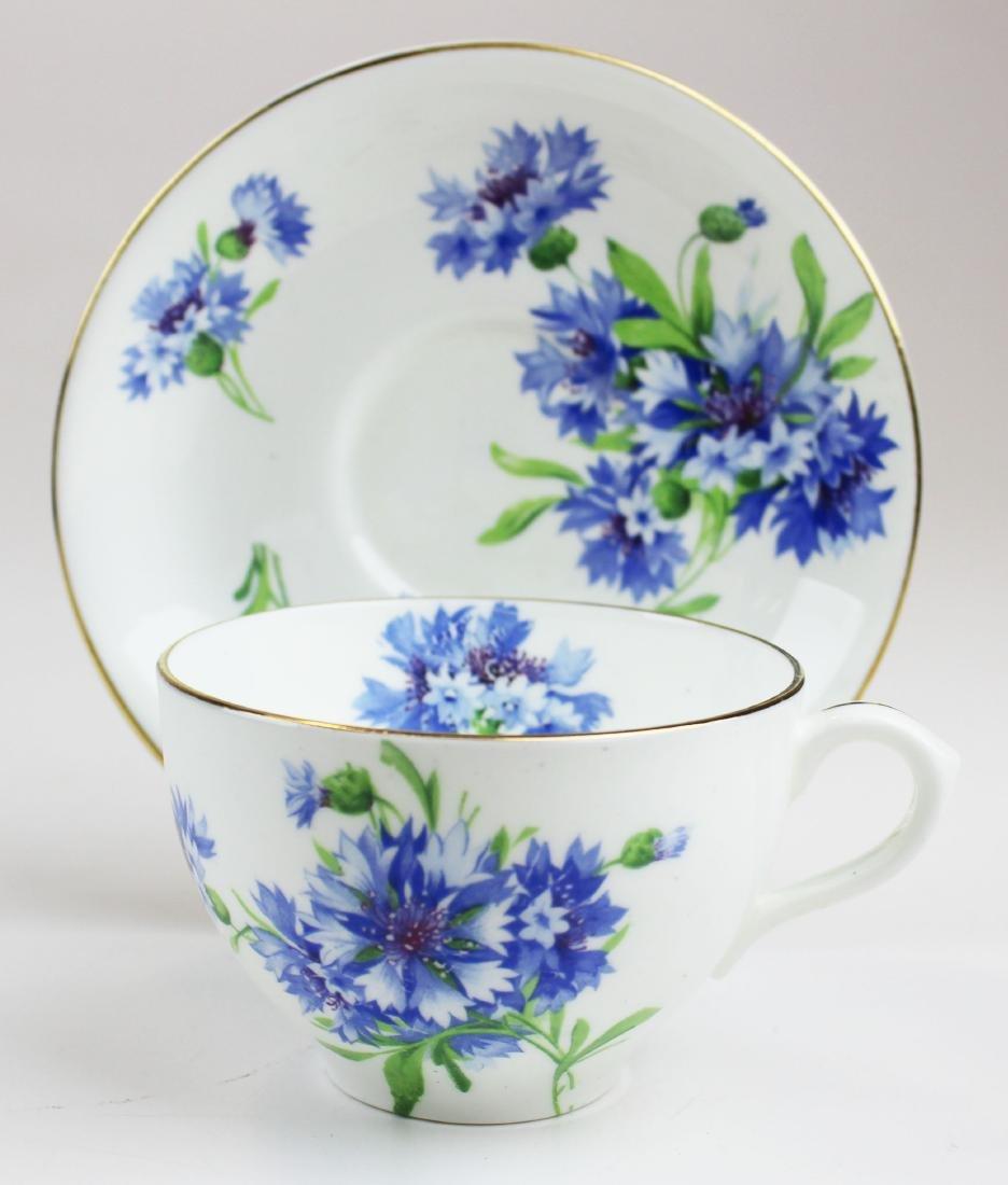 Hammersley bone china 16 pc. Breakfast set - 3