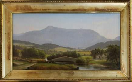 Charles Louis Heyde (VT 1822-1892) Mansfield