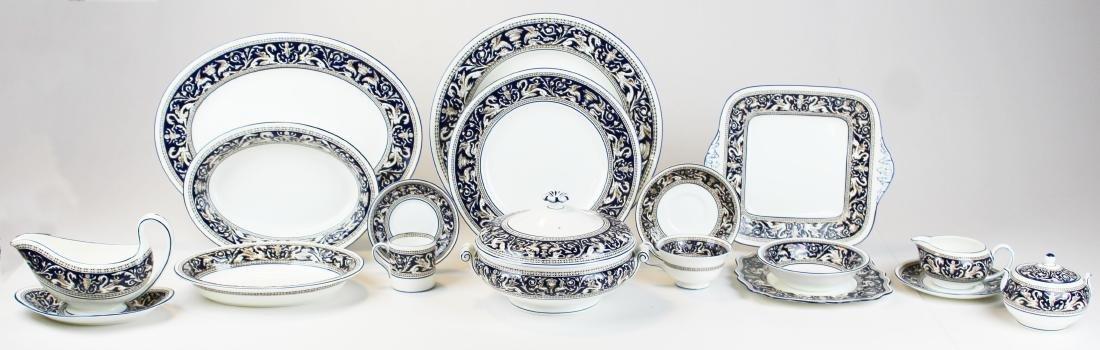 67 pcs. Wedgwood Florentine dinnerware