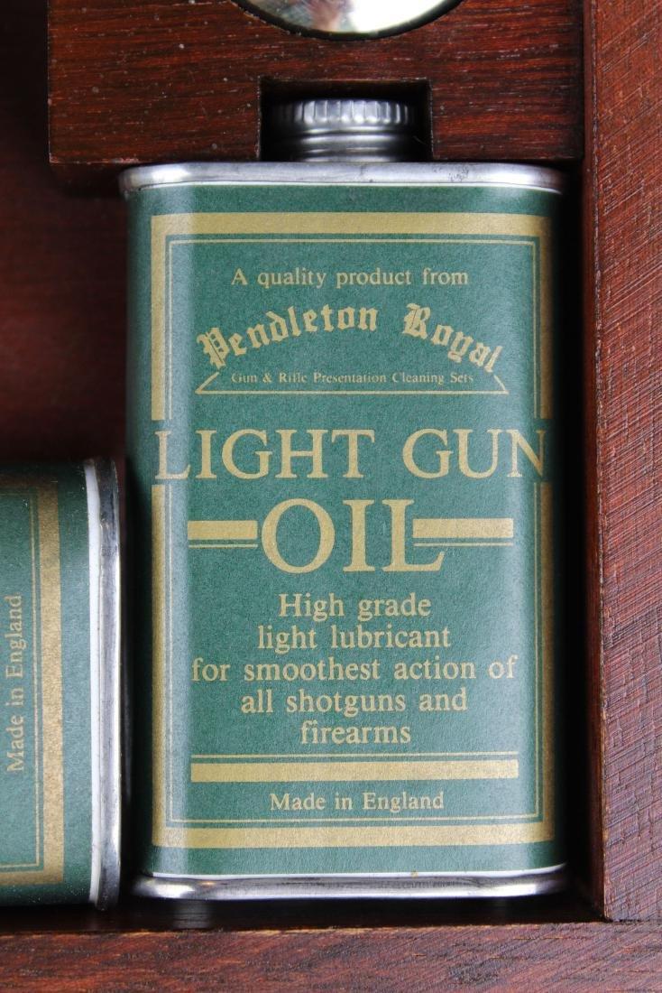 Pendleton Royal cased shotgun cleaning kit - 3