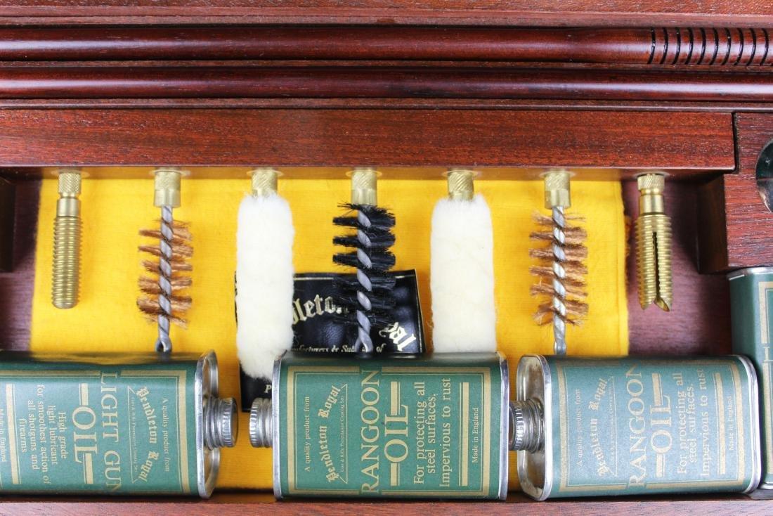 Pendleton Royal cased shotgun cleaning kit - 4