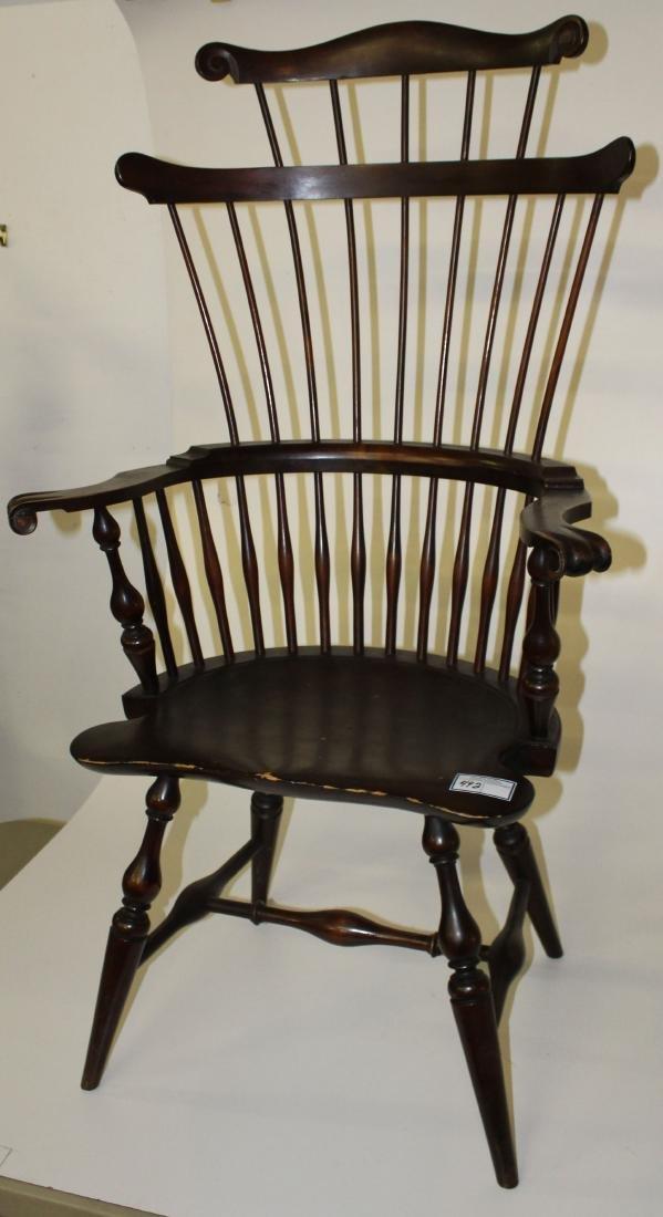 Wallace Nutting Windsor armchair