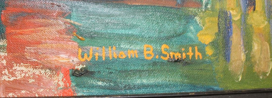 William Brooke Smith (20thc) Pier - 2
