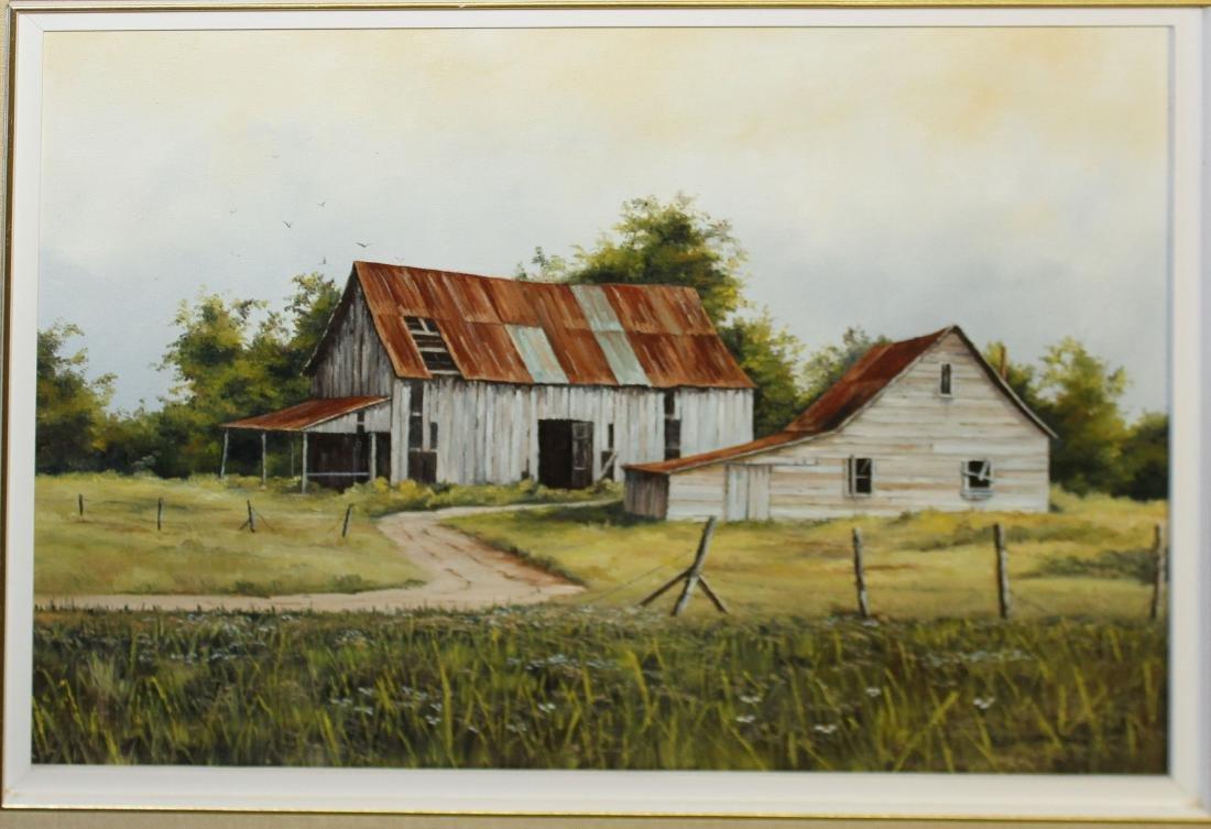 Erik Smoen (Am 20th c ) Barns
