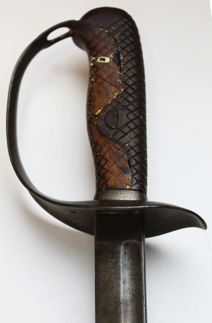 1899 Sino Russo Japanese type 32 sword - 4