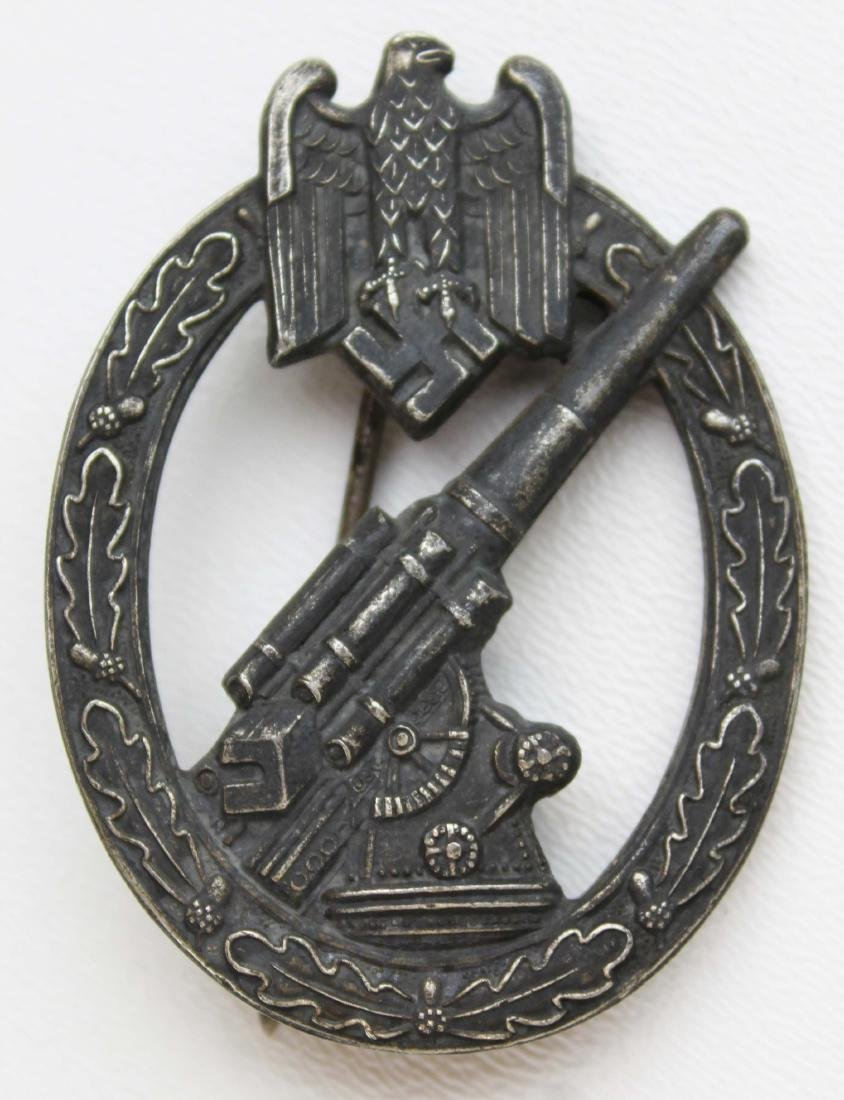 WWII German Wehrmacht Flak badge