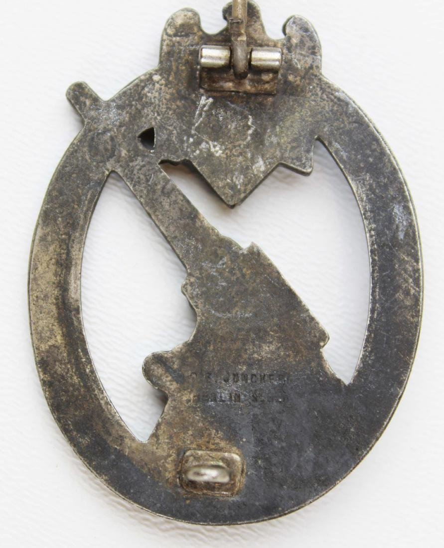 WWII German Wehrmacht Flak badge - 4