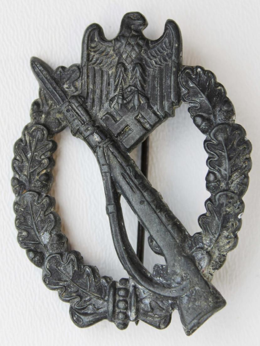 WWII German Infantry Assault badge