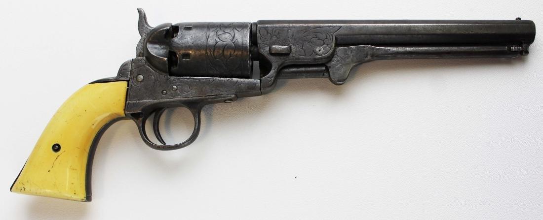 Colt 1851 Navy percussion revolver