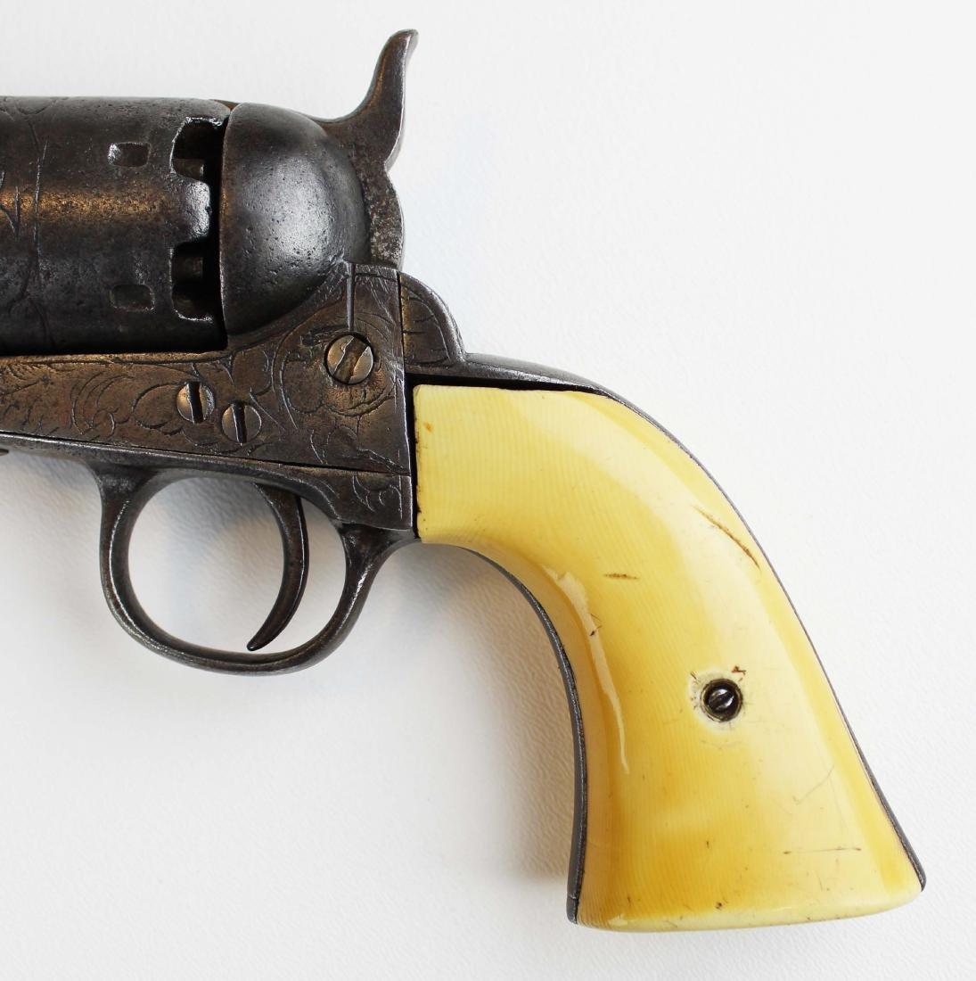 Colt 1851 Navy percussion revolver - 4