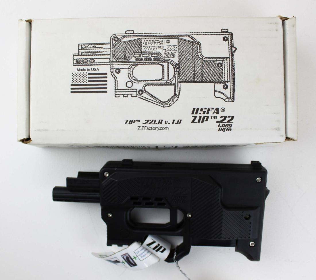 Usfa Zip 22 Cal Semi Automatic Pistol Oct 27 2018 Duane