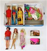 vintage Barbie dolls, clothing, & accessories