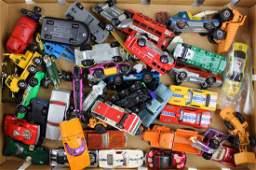 3 collectors cases of Matchbox, Hot Wheels
