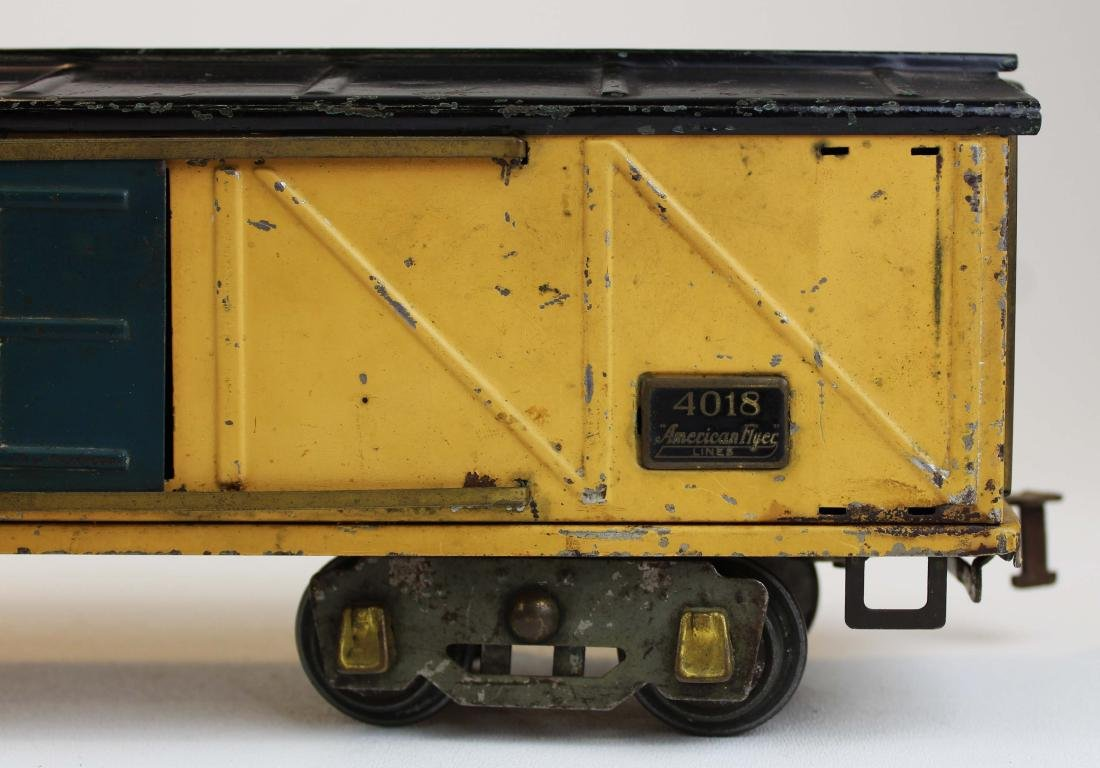 Lionel Standard Gauge 33 engine, 4018, 517 - 10