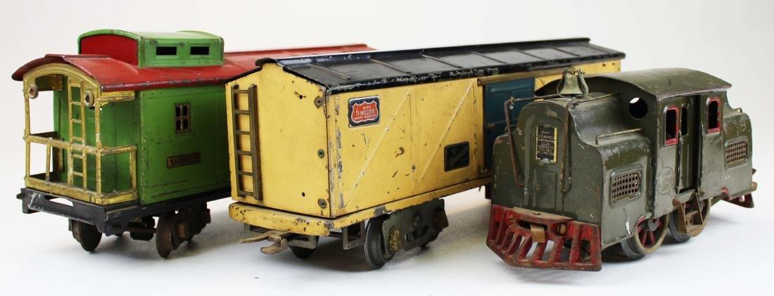 Lionel Standard Gauge 33 engine, 4018, 517