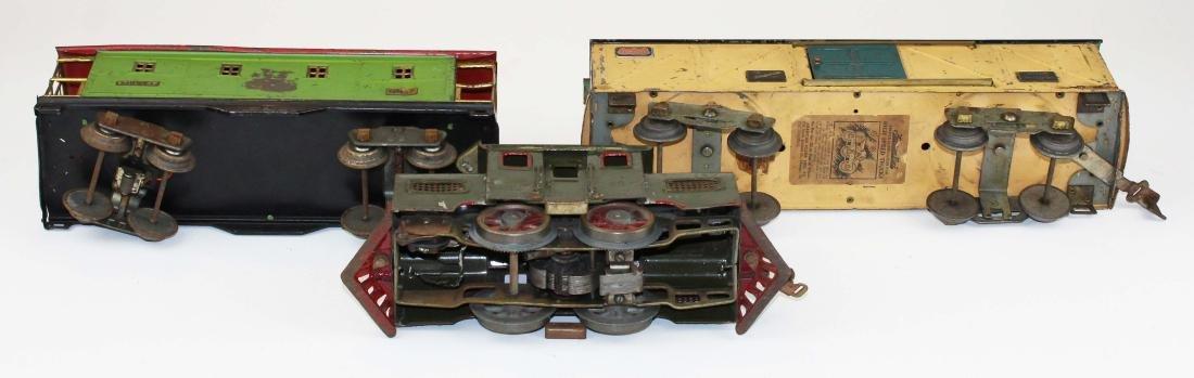 Lionel Standard Gauge 33 engine, 4018, 517 - 4