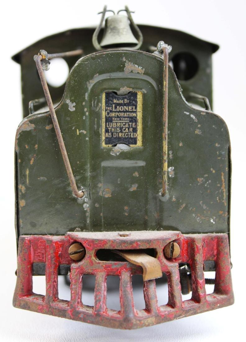 Lionel Standard Gauge 33 engine, 4018, 517 - 5