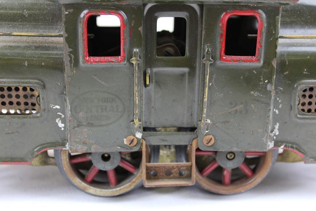 Lionel Standard Gauge 33 engine, 4018, 517 - 6