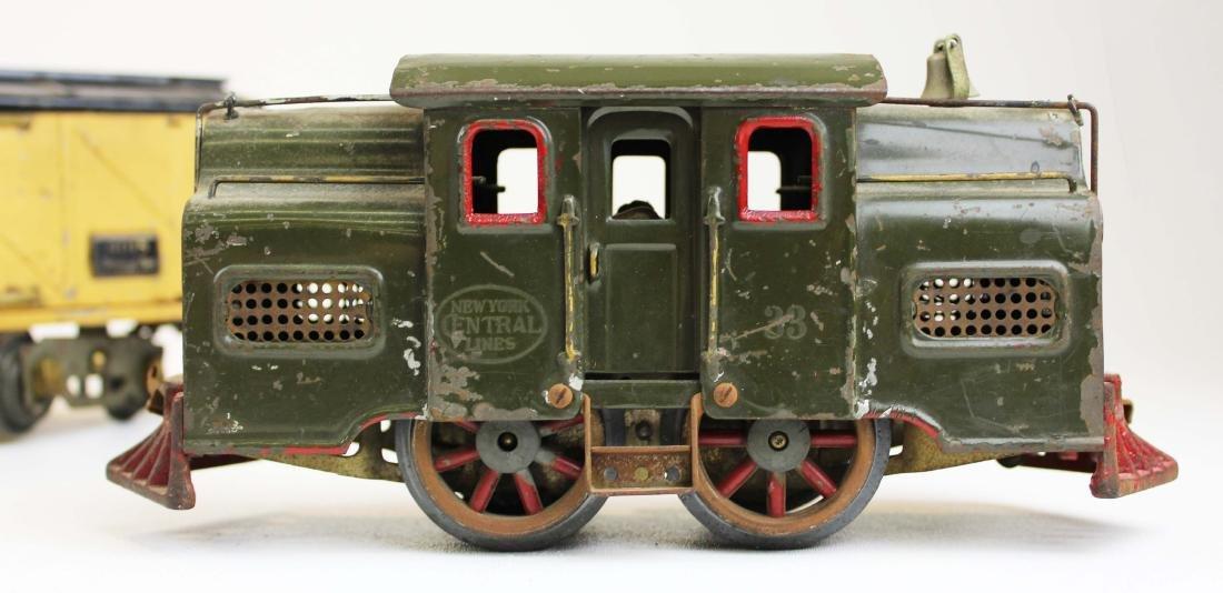 Lionel Standard Gauge 33 engine, 4018, 517 - 7