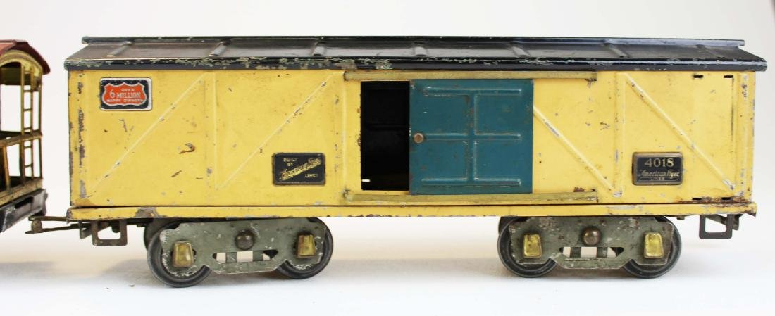 Lionel Standard Gauge 33 engine, 4018, 517 - 8