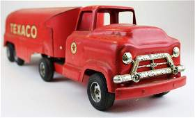 1950's Buddy L Texaco tanker truck