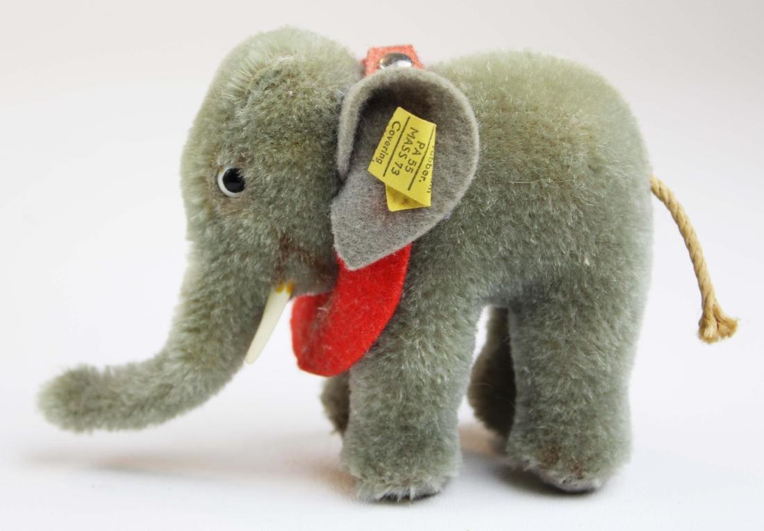 fifteen Steiff plush toys with original tags - 4