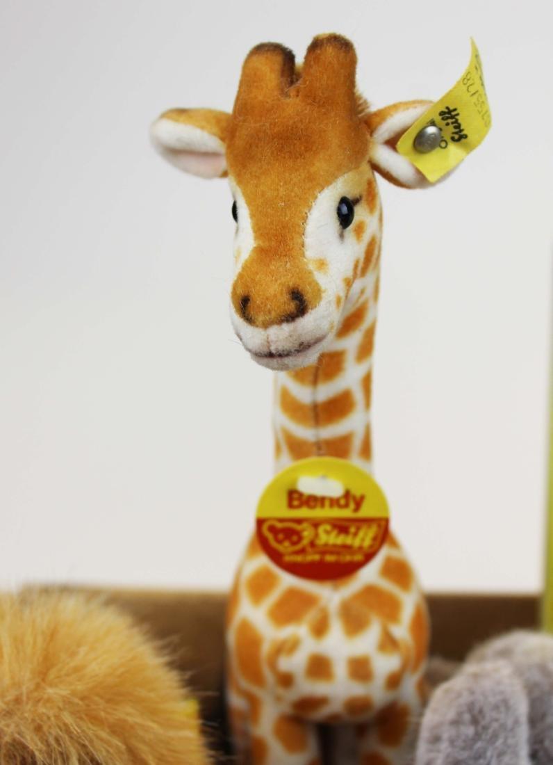 fifteen Steiff plush toys with original tags - 8
